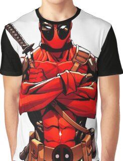 deadpool Graphic T-Shirt