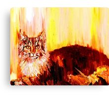 SEEKER OF THE UNKNOWN Canvas Print