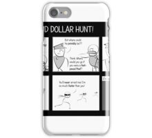 Thief Cops #3: The Thousand Dollar Hunt! iPhone Case/Skin