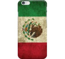 Mexico Flag Phone Cover iPhone Case/Skin