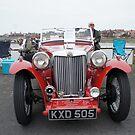 1948 MG TC by Barry Norton