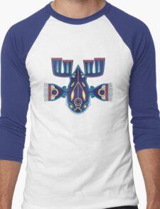 Ancient Legend - Primal Ocean Men's Baseball ¾ T-Shirt