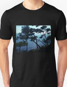 Italy sea Unisex T-Shirt