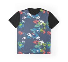 Painter Floral Graphic T-Shirt