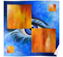 Ersebiossa V1 - hidden eye Poster