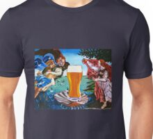The Birth of Beer Unisex T-Shirt