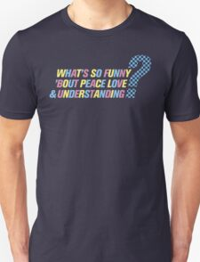 Elvis Costello-What's So Funny... Unisex T-Shirt