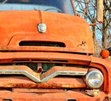 Ford Grain Truck 2 Sticker