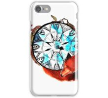 Compass Fox iPhone Case/Skin