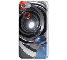 Abstract Camera Lens iPhone Case/Skin