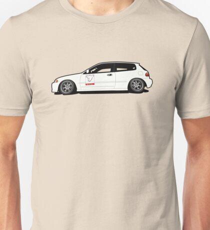 Civic EG Hatch Unisex T-Shirt