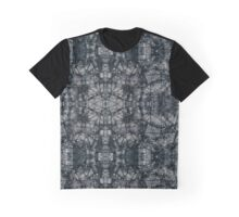 Batik Black Graphic T-Shirt