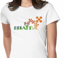 The Name Game - Brianna Womens Fitted T-Shirt
