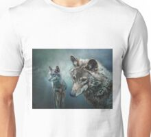 Wolves in Moonlight T-Shirt