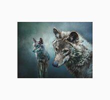 Wolves in Moonlight Unisex T-Shirt