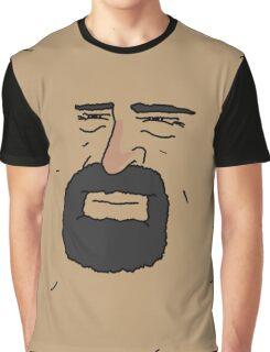 Mike Nolan - The Big Lez Show Graphic T-Shirt