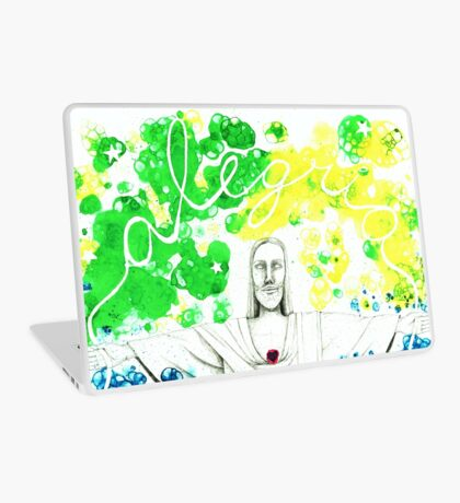 Alegria!! Laptop Skin