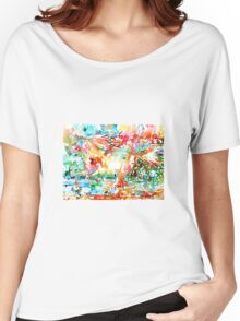 HORSE PAINTING.2 Women's Relaxed Fit T-Shirt