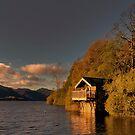 Ullswater Sunset by Trevor Kersley