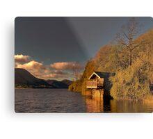 Ullswater Sunset Metal Print