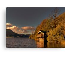 Ullswater Sunset Canvas Print