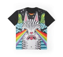 The cat from space Graphic T-Shirt