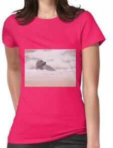 Norfolk Seal Womens Fitted T-Shirt