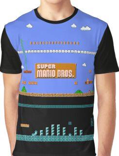 Super Mario Graphic T-Shirt