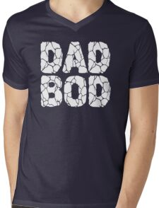 Funny Dad Bod T-Shirt Mens V-Neck T-Shirt