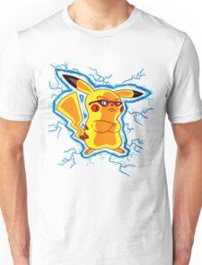 Cool 'Lectric Mouse Design (parody) Unisex T-Shirt