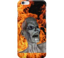 Zombie Anger  iPhone Case/Skin