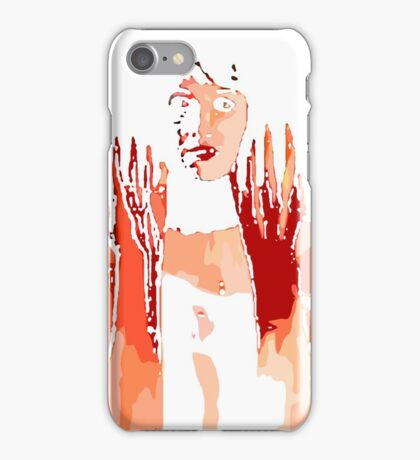 shock iPhone Case/Skin