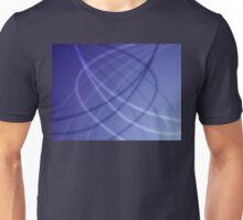 Blue Background Unisex T-Shirt