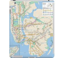 The Big Apple iPad Case/Skin