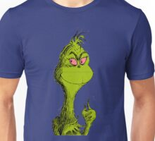 Stoned Grinch Unisex T-Shirt