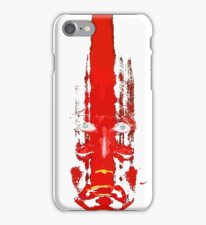 sender iPhone Case/Skin