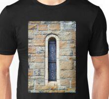Church Window Unisex T-Shirt