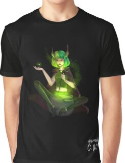 Potions Witch Graphic T-Shirt