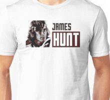 James Hunt Pop-art Unisex T-Shirt