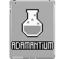 adamatium potion iPad Case/Skin