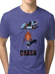 CRASH AKIRA Tri-blend T-Shirt
