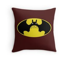 totobat Throw Pillow