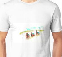 Resting Camels Unisex T-Shirt