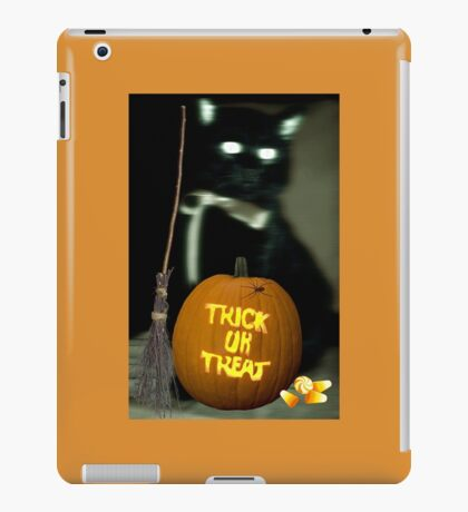 Trick or Treat ! iPad Case/Skin