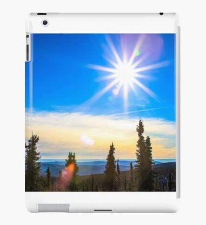 Scenic Alaska iPad Case/Skin