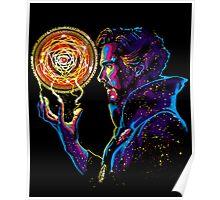 Doctor Strange Magic Power Poster