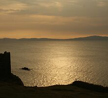 Dunanore ruins, Cape Clear- Ireland by Desaster