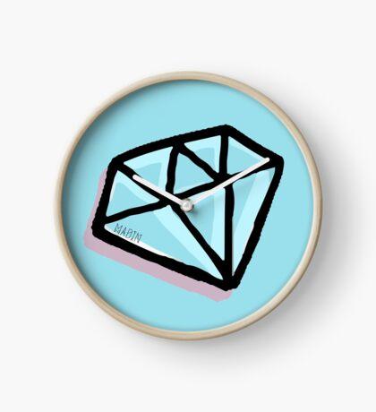 Diamante Clock