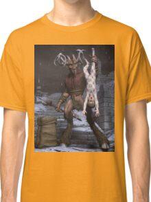 Krampus 2 Classic T-Shirt