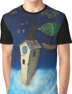 From Up Here Graphic T-Shirt